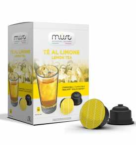 MUST Lemon Ice Tea Dolce Gusto Kompatibilis tea kapszula